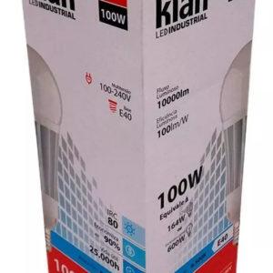 Lampada Led Industrial Alta Potencia 100w Branca 6500k Bivolt – KIAN